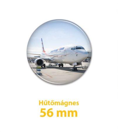 Smartwings Boeing 737 hűtőmágnes